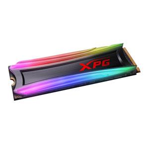 ssd card SSD XPG SPECTRIX S40G RGB PCIe Gen3x4 M.2 2280 512 GB