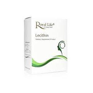 เลซิติน ROYAL LIFE BRAIN LECITHIN CAP 1,200MG