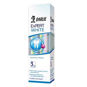 ยาสีฟันฟันขาว Darlie Expert White