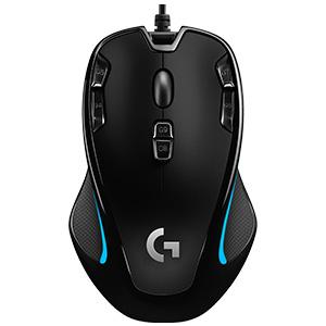 เมาส์เกมมิ่ง Logitech Gaming Mouse G300S