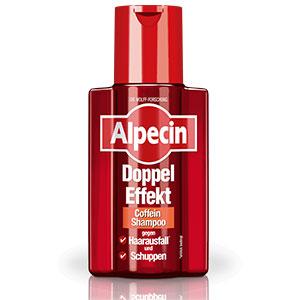 แชมพูแก้ผมร่วง Alpecin Double-Effect Caffeine Shampoo