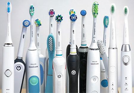 แปรงสีฟันไฟฟ้า ยี่ห้อไหนดี 2021