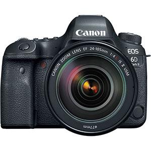 Canon EOS 6D Mark II Kit 24-105/4L IS II USM