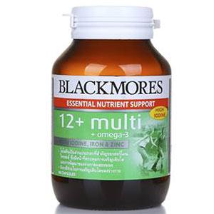 วิตามินรวม Blackmores 12+ Multi 60s