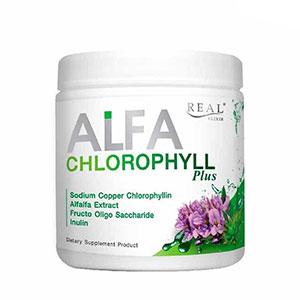 ไฟเบอร์ Real Elixir Alfa Chlorophyll Plus Fiber