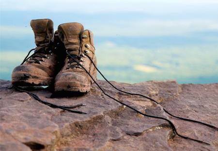 รองเท้าเดินป่า 2021