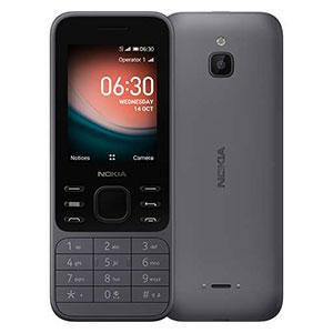 โทรศัพท์ปุ่มกด Nokia6300