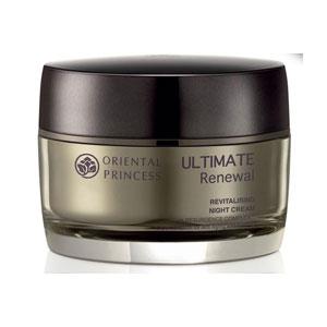 ไนท์ครีมสำหรับผู้ชายOriental Princess Ultimate Renewal Revitalising Night Cream 50 g.