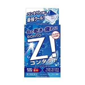 น้ำตาเทียม Rohto Z น้ำตาเทียมญี่ปุ่น