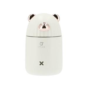 เครื่องพ่นไอน้ำ QPLUS Happy Bear Humidifier White