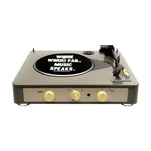 เครื่องเล่นแผ่นเสียง GadHouse Turntable Brad Retro