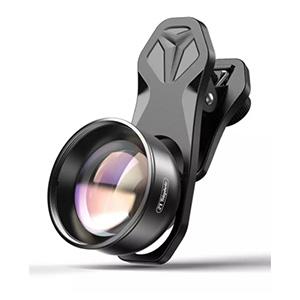เลนส์มือถือ ESCAM APEXELUniversalClip Phone Camera Lens 100mm Macro Lens