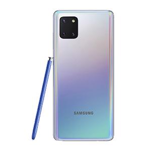 โทรศัพท์มือถือราคาไม่เกิน 15,000 บาท Samsung Galaxy Note 10 Lite