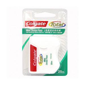 ไหมขัดฟัน Colgate Total Mint Dental Floss 25 m