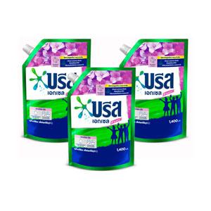 น้ำยาซักผ้า Breeze Excel Comfort Purple