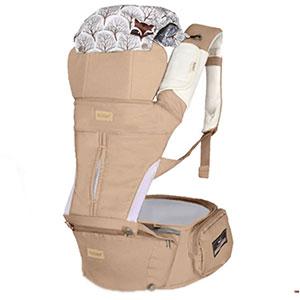 GLOWY-Hip-(Popotamas)-Seat-Baby-Carrier-เป้อุ้มเด็กฮิปซีท-The-3-in-1