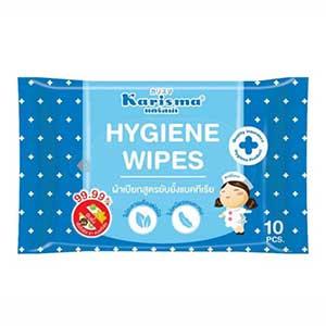 KARISMA-Hygiene-Wipes-ทิชชู่เปียก